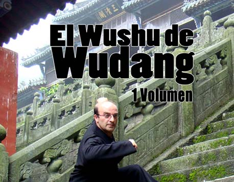 Libro El Wushu de Wudang. 武当武术.