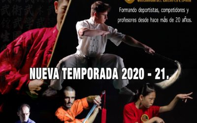 Inicio Temporada 2020-21